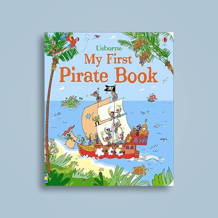 My First Pirate Book (Flap Books) (First Picture Books)