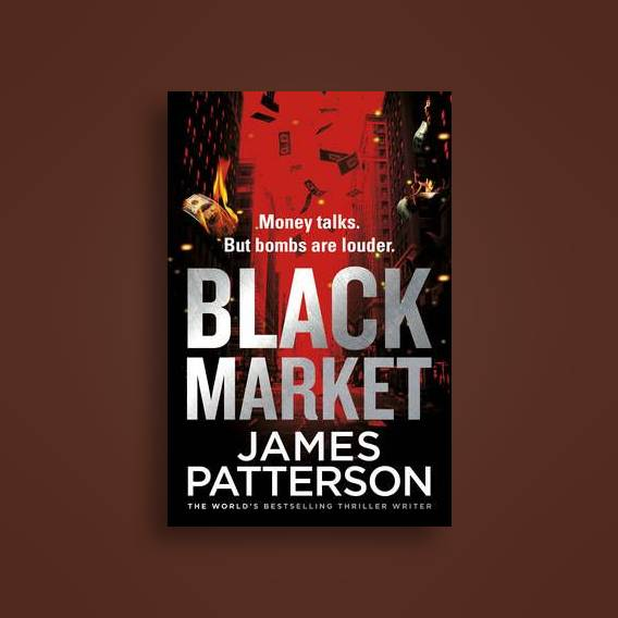 Black Market - James Patterson Near Me | NearSt