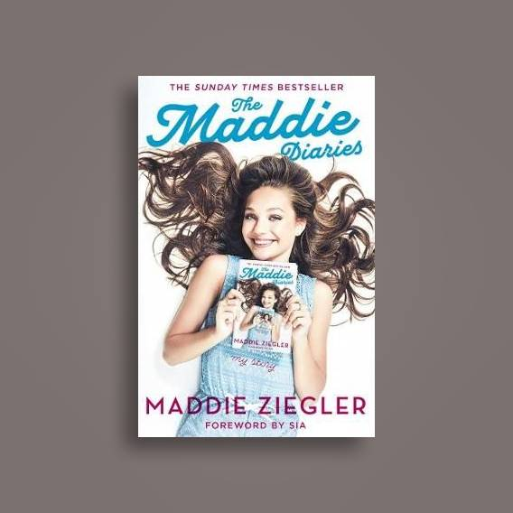 The Maddie Diaries: My Story - Maddie Ziegler Near Me