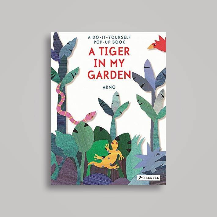 A tiger in my garden a do it yourself pop up book arno near me a tiger in my garden a do it yourself pop up book solutioingenieria Choice Image