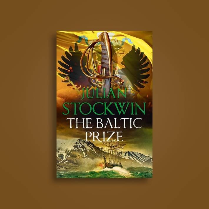 The Baltic Prize: Thomas Kydd 19 - Julian Stockwin Near Me | NearSt