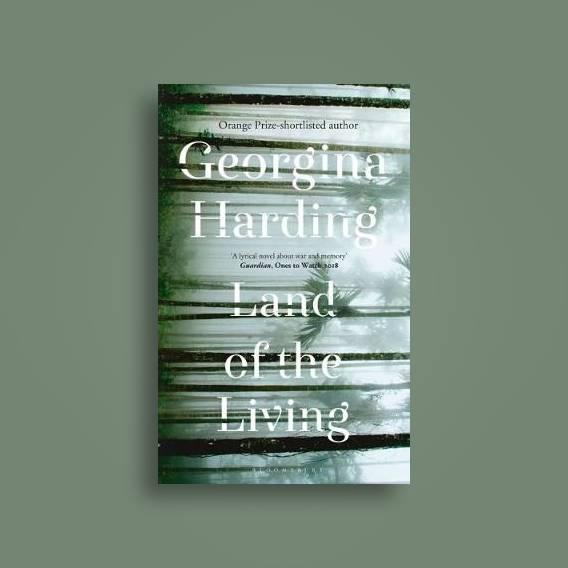 painter of silence harding georgina