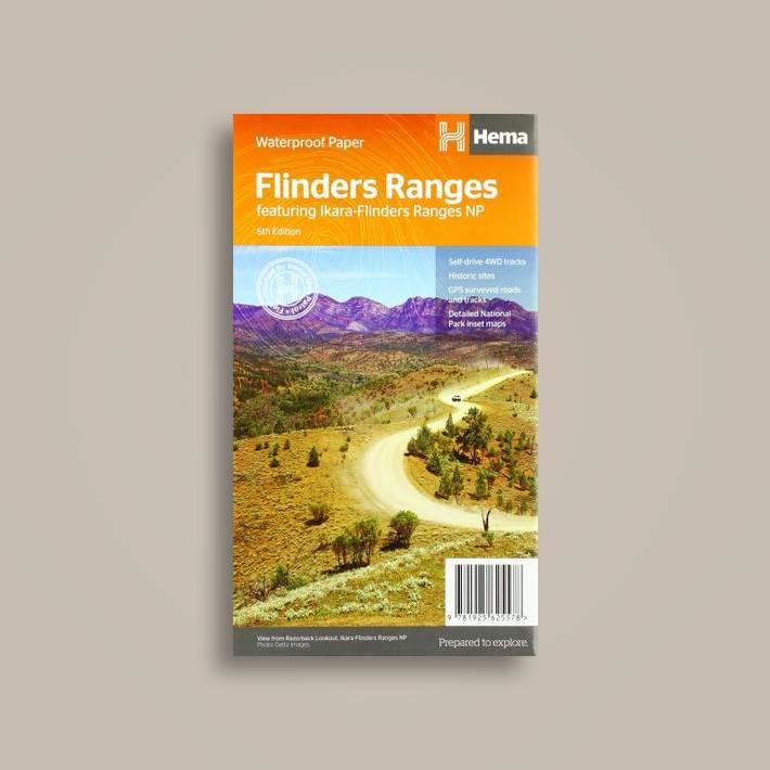 Flinders Ranges - Hema Maps Near Me | NearSt