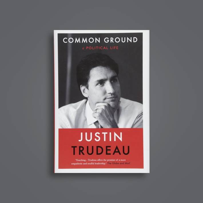 Common Ground: A Political Life