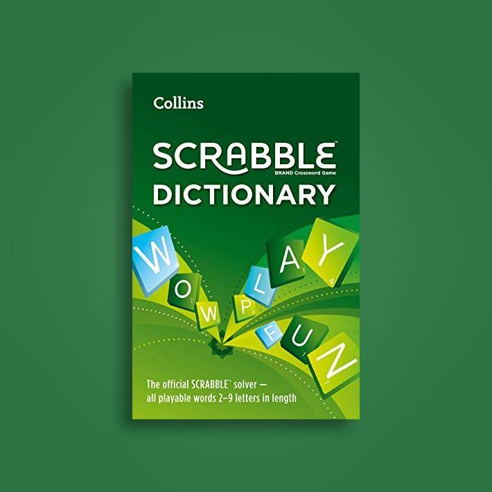 Collins Scrabble Dictionary: The official Scrabble solver - all playable  words 2 - Collins Dictionaries Near Me | NearSt