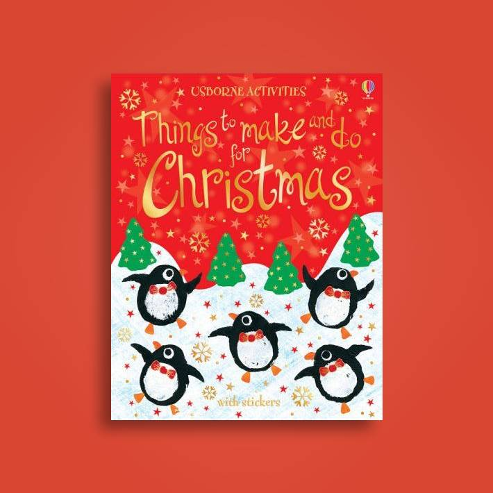 Christmas Activities Near Me.Things To Make And Do For Christmas Usborne Activities Fiona Watt Near Me Nearst