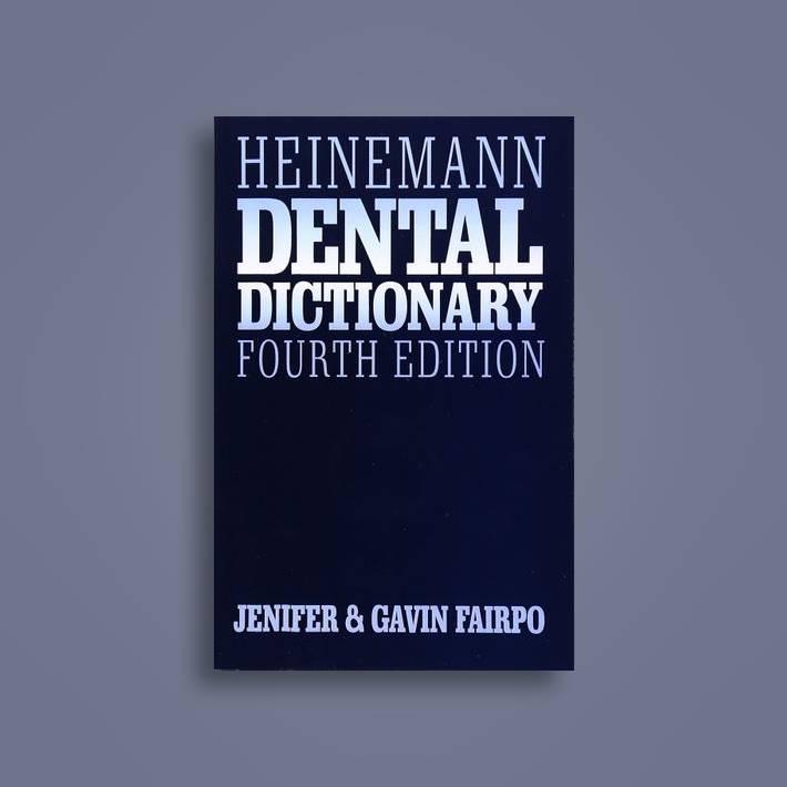 Heinemann Dental Dictionary - C Gavin Fairpo Near Me | NearSt