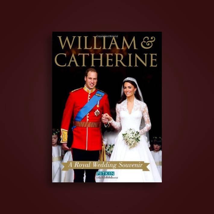 f11410065f5 William   Catherine  A Royal Wedding Souvenir - Annie Bullen Near Me ...