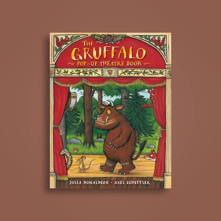 The Gruffalo Pop Up Theatre Book Julia Donaldson Near Me Nearst