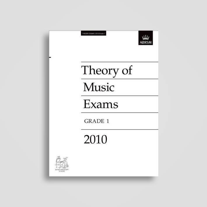 Theory of Music Exams 2010, Grade 1 - undefined Near Me | NearSt