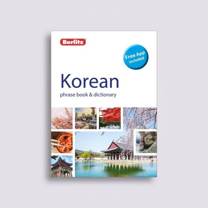 Berlitz Phrase Book & Dictionary Korean - Berlitz Publishing Near Me |  NearSt