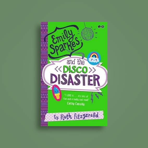 Emily Sparkes And The Disco Disaster Book 3 Ruth Fitzgerald Near