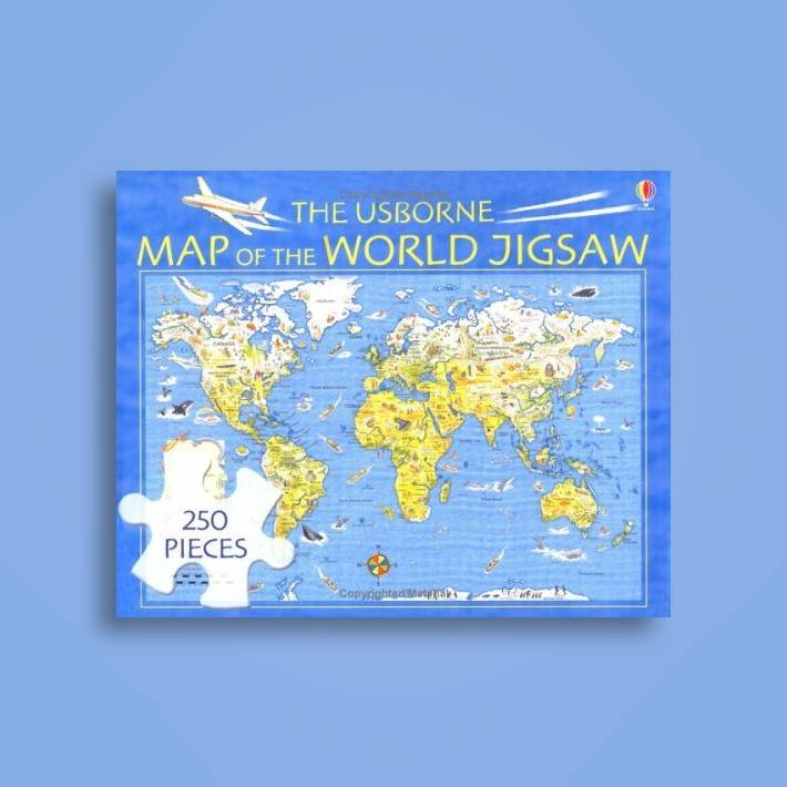 Map of the World Boxed Jigsaw - undefined Near Me | NearSt Find and ...