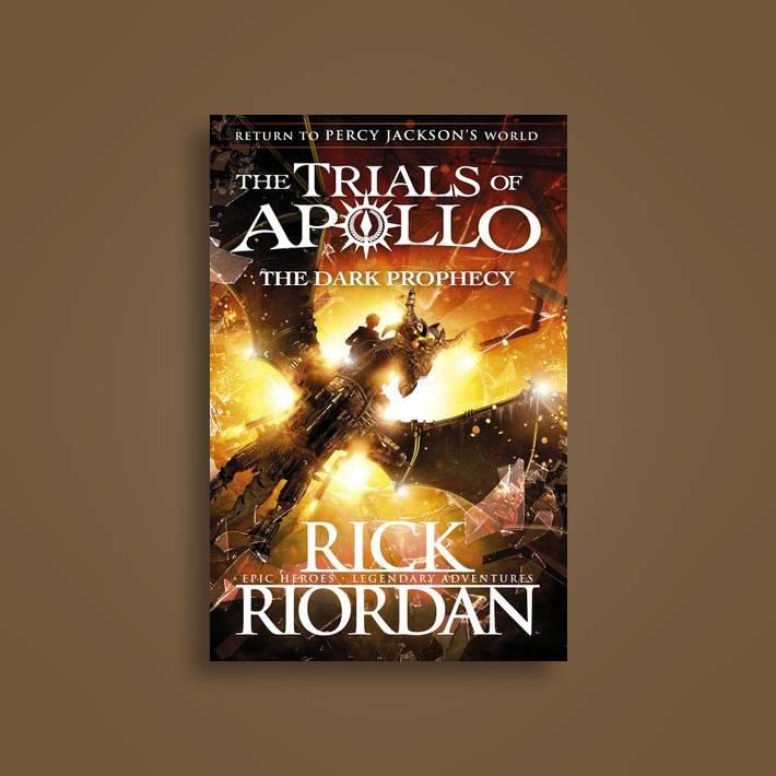 The Dark Prophecy (The Trials of Apollo Book 2) - Rick Riordan Near Me |  NearSt