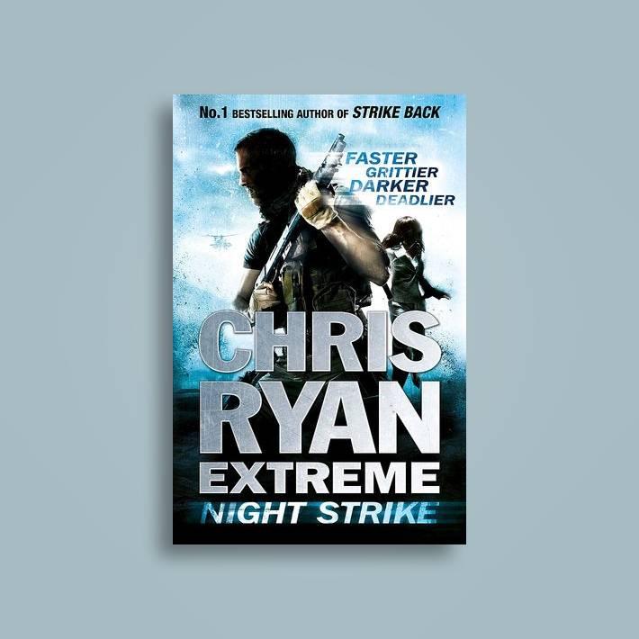 Chris Ryan Extreme Night Strike Chris Ryan Extreme 2 Chris Ryan