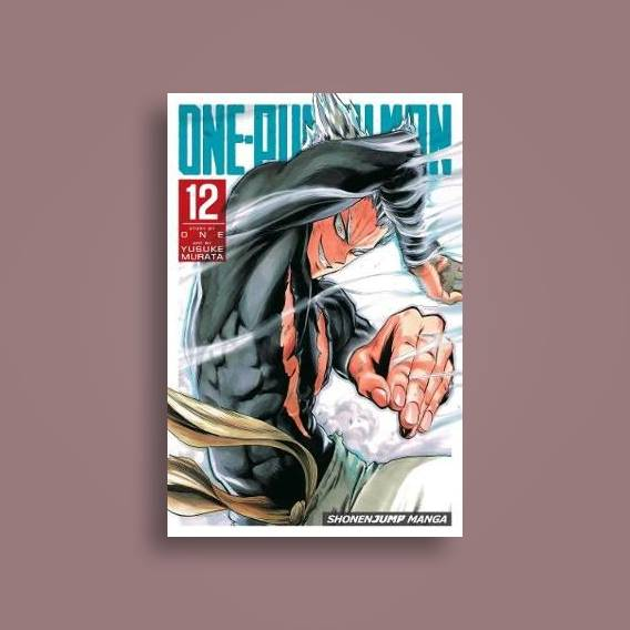 One-Punch Man, Vol  12 - One Near Me | NearSt