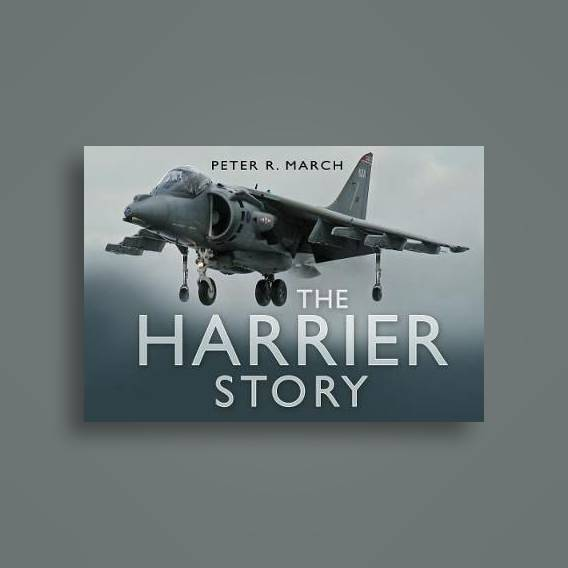 The Harrier Story Peter R March Near Me Nearst Find And Buy