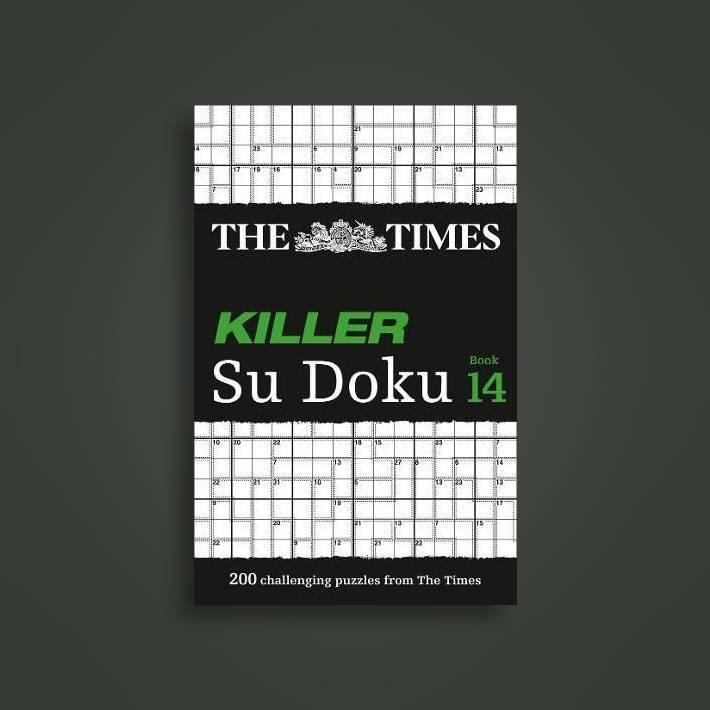 The Times Killer Su Doku Book 14: 200 lethal Su Doku puzzles