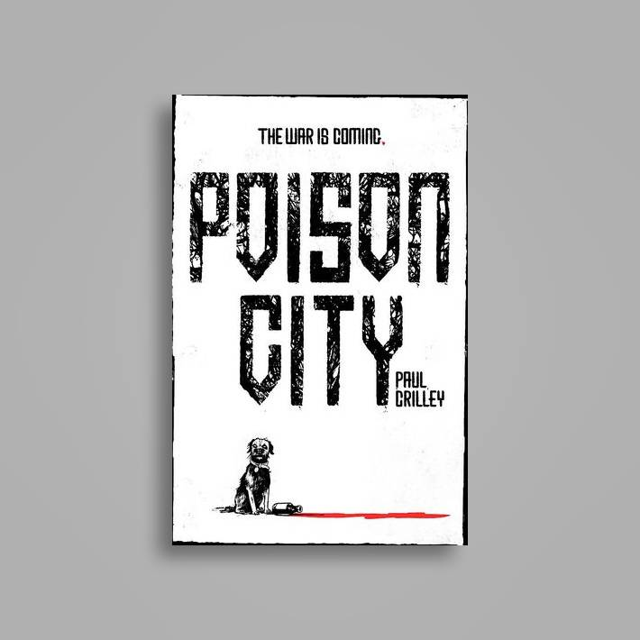Poison City: Delphic Division 1 - Paul Crilley Near Me | NearSt