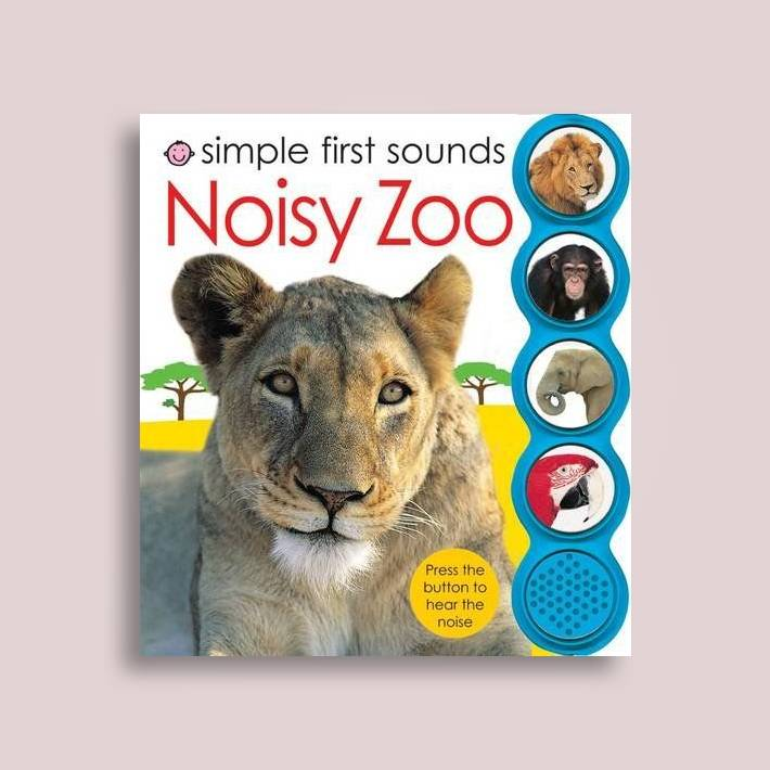 Noisy Zoo (Simple First Sounds) - Roger Priddy Near Me | NearSt