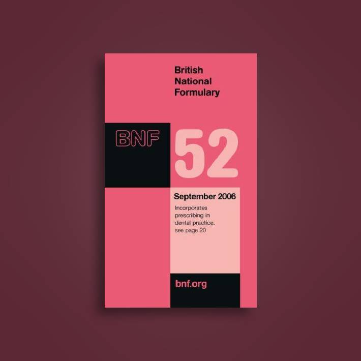 British National Formulary Book