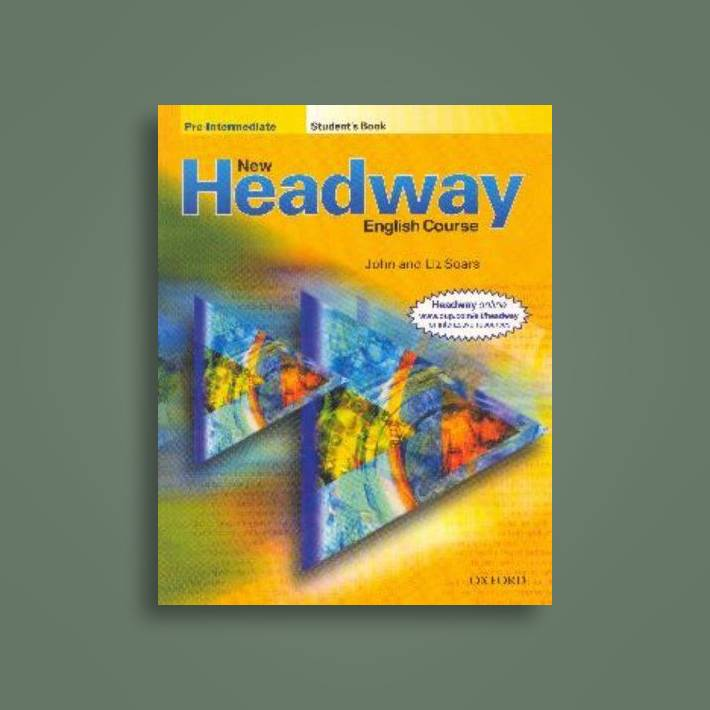 Headway Pre Intermediate Student Book