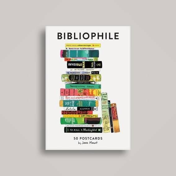 Bibliophile: 50 Postcards