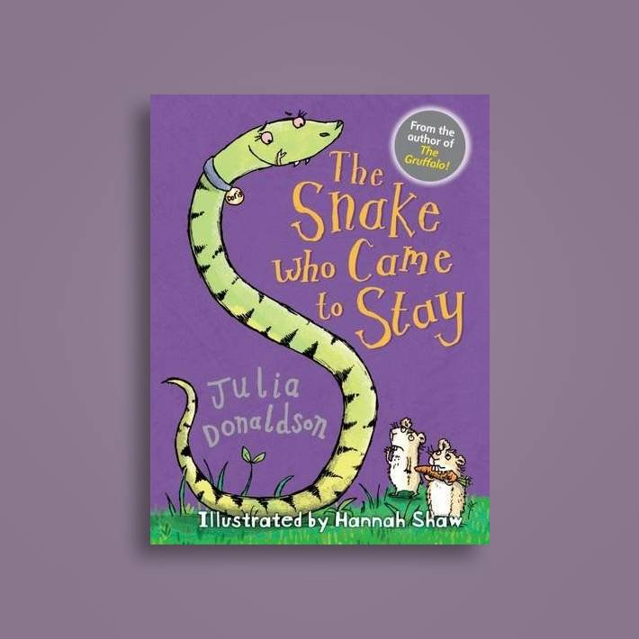 The Snake Who Came to Stay