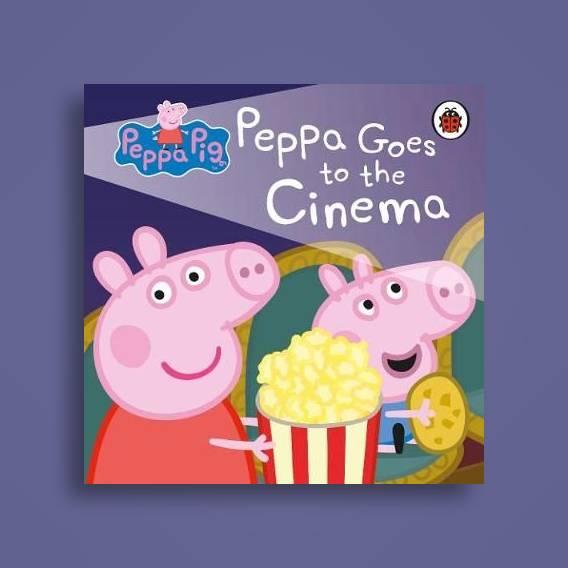 Peppa Pig Peppa Goes To The Cinema Peppa Pig Near Me Nearst