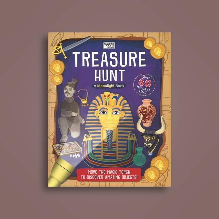 Treasure Hunt (Moonlight Books)