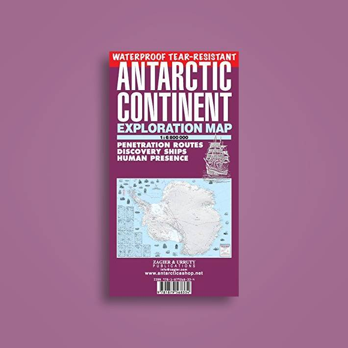 Antarctic Continent Exploration Map Undefined Near Me Nearst