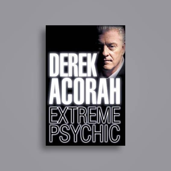 Derek Acorah: Extreme Psychic - Derek Acorah Near Me | NearSt