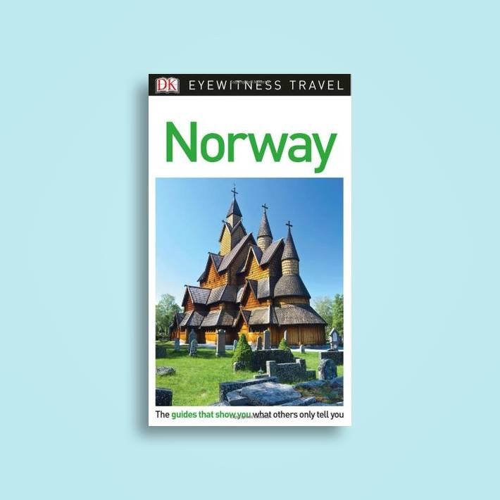 DK Eyewitness Travel Guide Norway