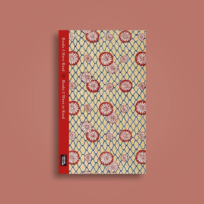 Books I Have Read & Books I Want to Read (Notebooks)