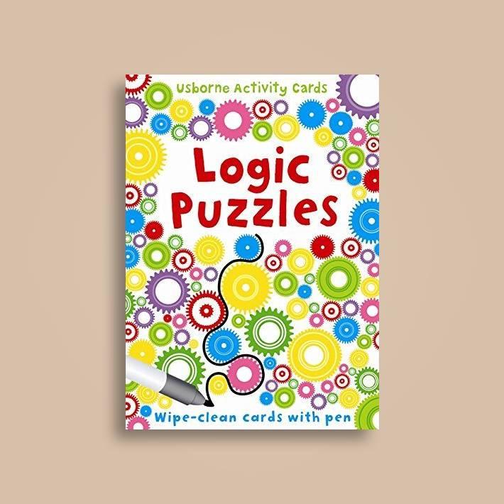 Logic Puzzles - Rosie Dickins Near Me | NearSt