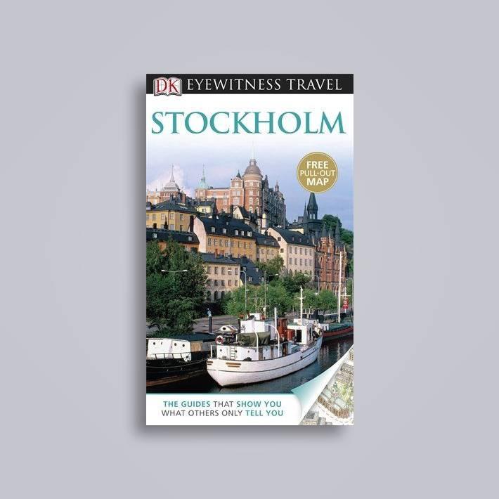 dk eyewitness travel guide stockholm dk