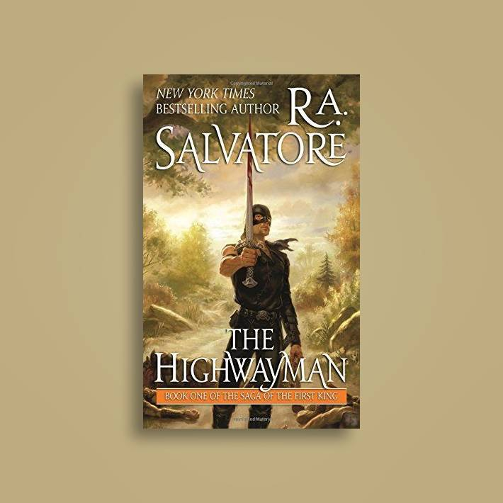 The Highwayman - R  A  Salvatore Near Me | NearSt