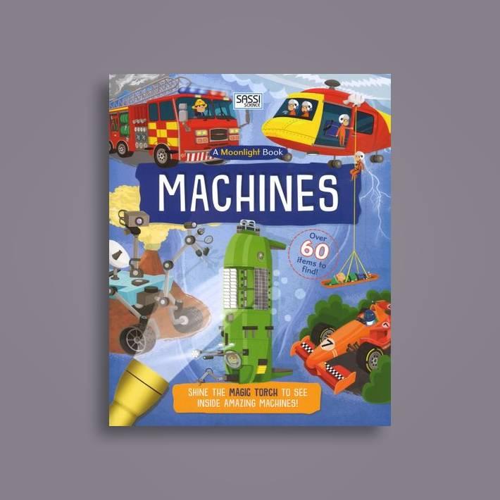 Machines (Moonlight Books)