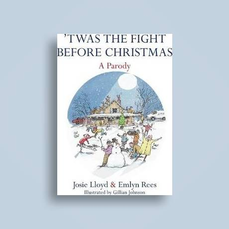 Twas The Fight Before Christmas.Twas The Fight Before Christmas A Parody Emlyn Rees Near Me Nearst
