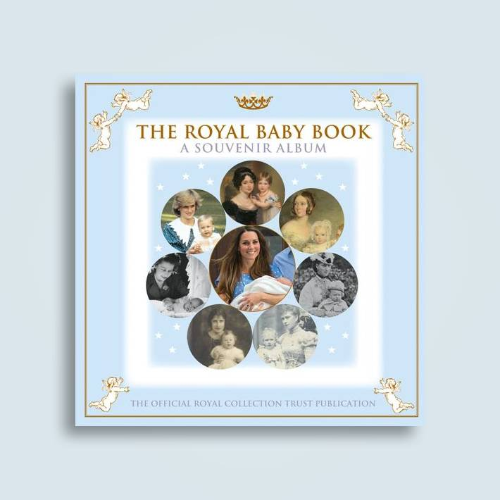The Royal Baby Book A Souvenir Album Royal Collection Trust Near