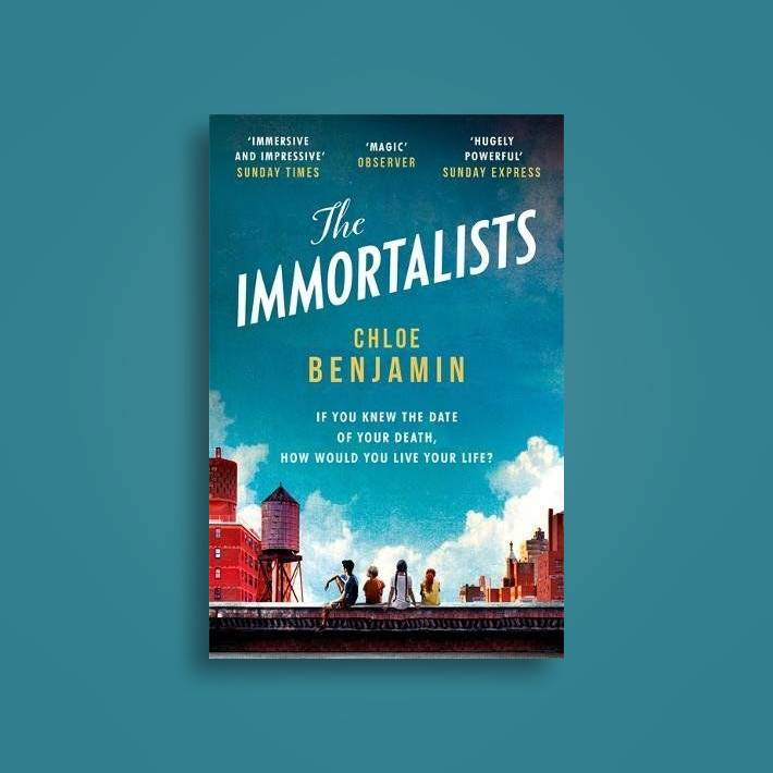 The Immortalists: If you knew the date of your death, how would you live? -  Chloe Benjamin Near Me | NearSt