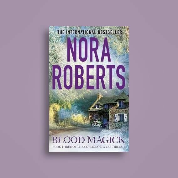 Blood Magick - Nora Roberts Near Me | NearSt