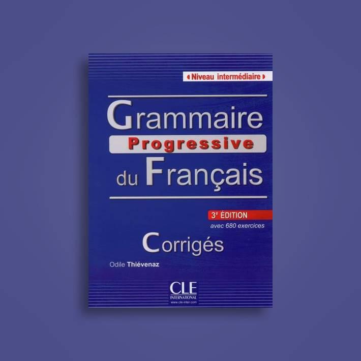 Progressive Near Me >> Grammaire Progressive Du Francais Undefined Near Me Nearst