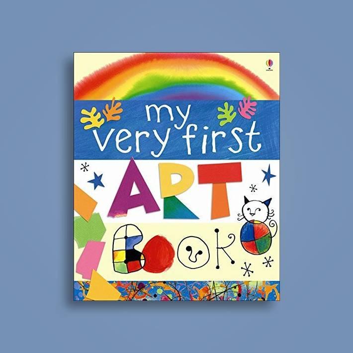 Very First Art Book (Very First Books) (Art Books)