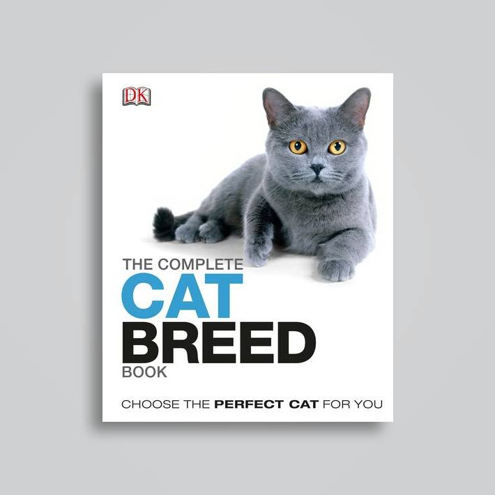 The Complete Cat Breed Book, - Kindersley Dorling Near Me | NearSt