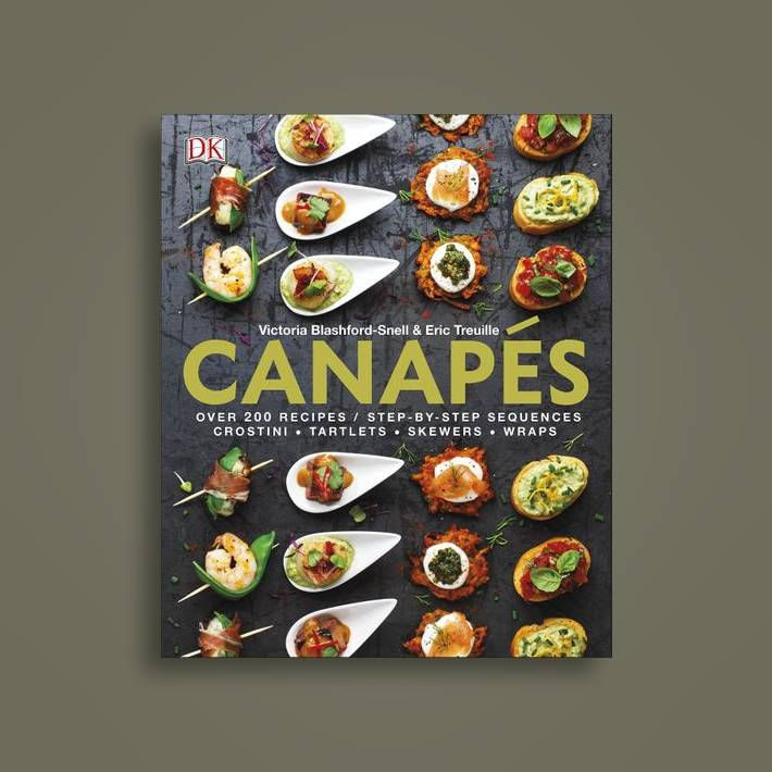 Canapes: Victoria Blashford-Snell and Eric Treuille