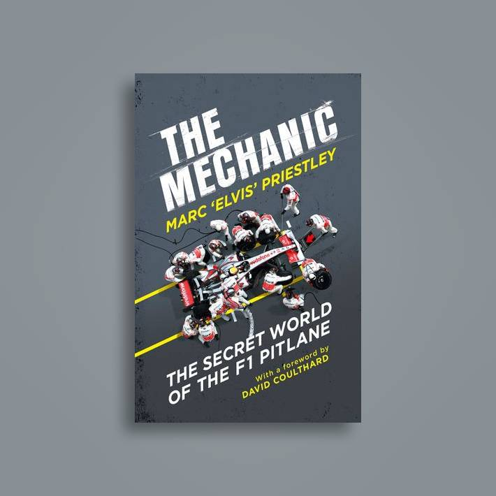 The Mechanic: The Secret World of the F1 Pitlane - Marc