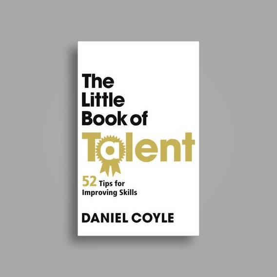 The Little Book Of Talent Daniel Coyle Near Me Nearst Find And