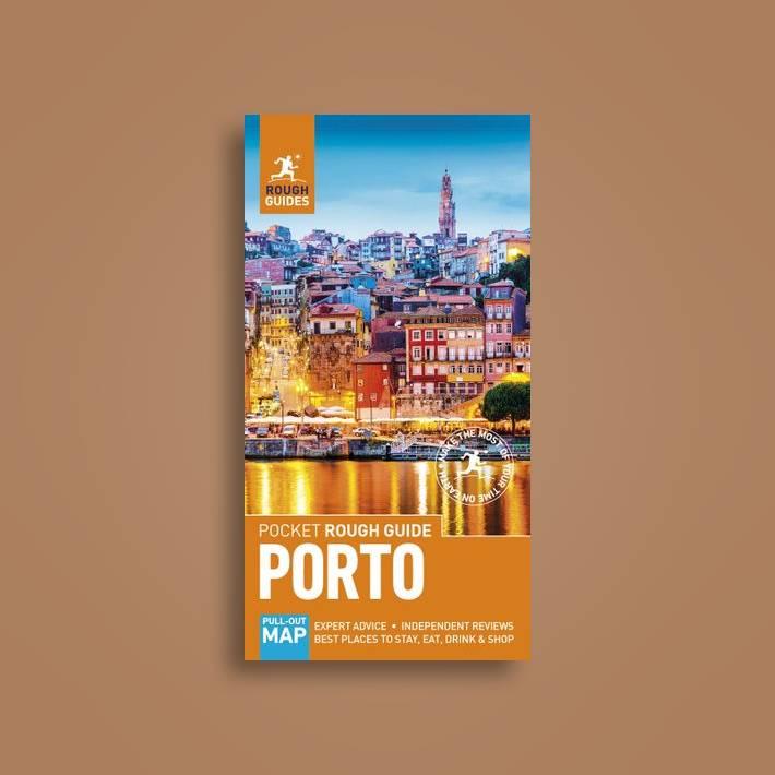 Pocket Rough Guide Porto