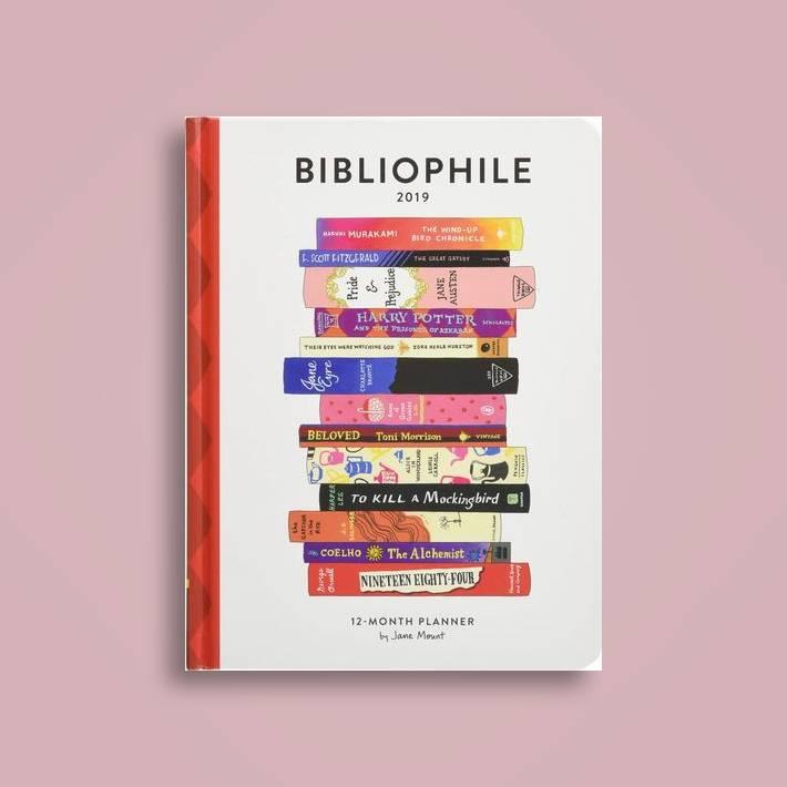 2019 Engagement Calendar: Bibliophile - Jane Mount Near Me | NearSt